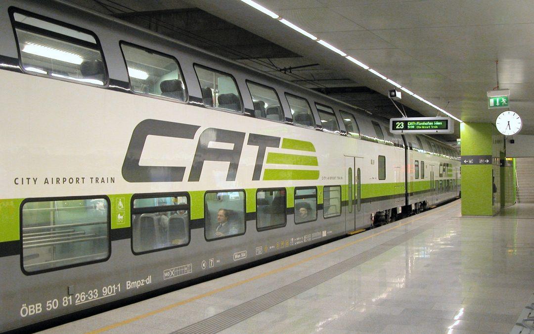 Vienna – CAT vs Treno cosa conviene?