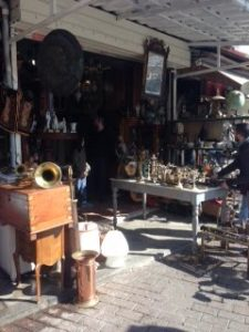 Un garage a Plaka - Monastiraki