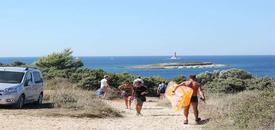 Kamenjak, area protetta in Istria dove il mare incontra l'escursionismo