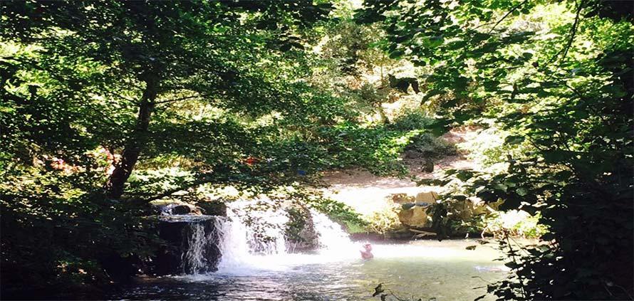 Cascate di Monte Gelato – un piccolo e accessibile paradiso vicino Roma