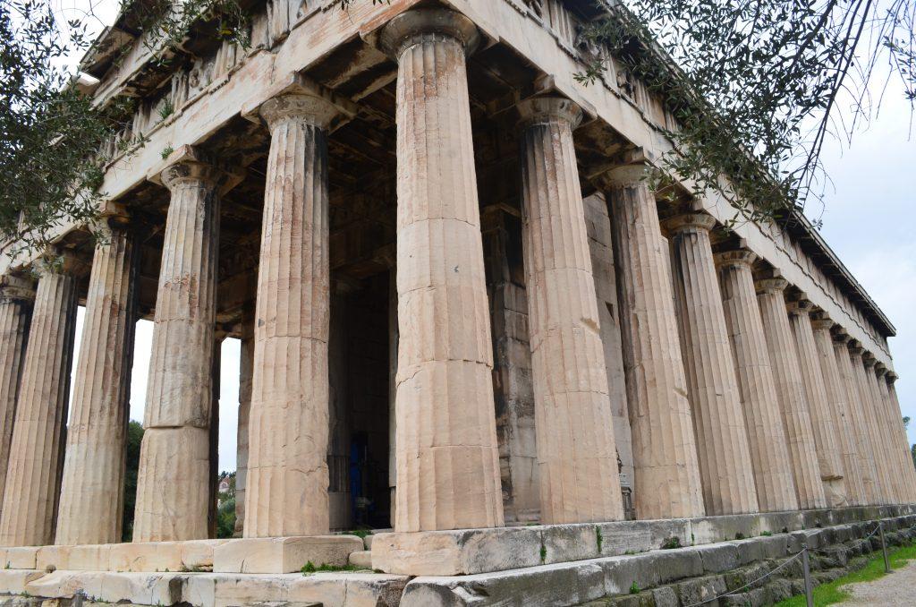Parchi archeologici di Atene
