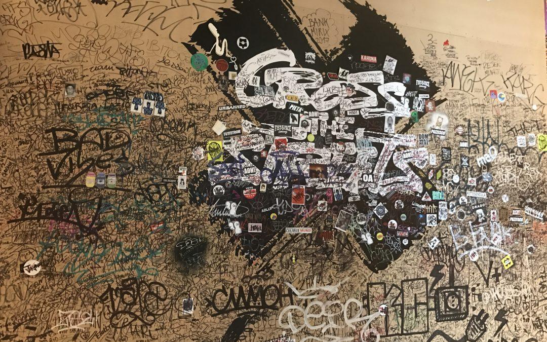 Cross The Street, la street art al MACRO