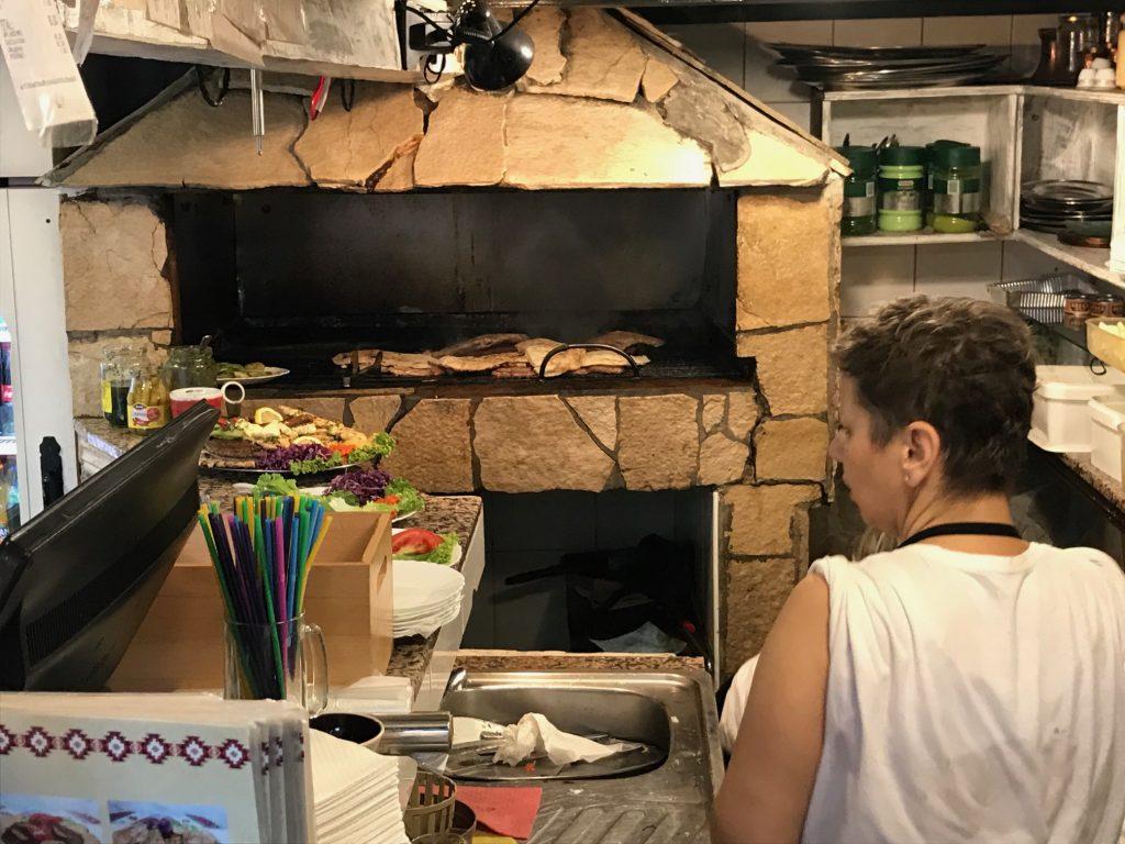 Mangiare a Mostar da Tima Irma