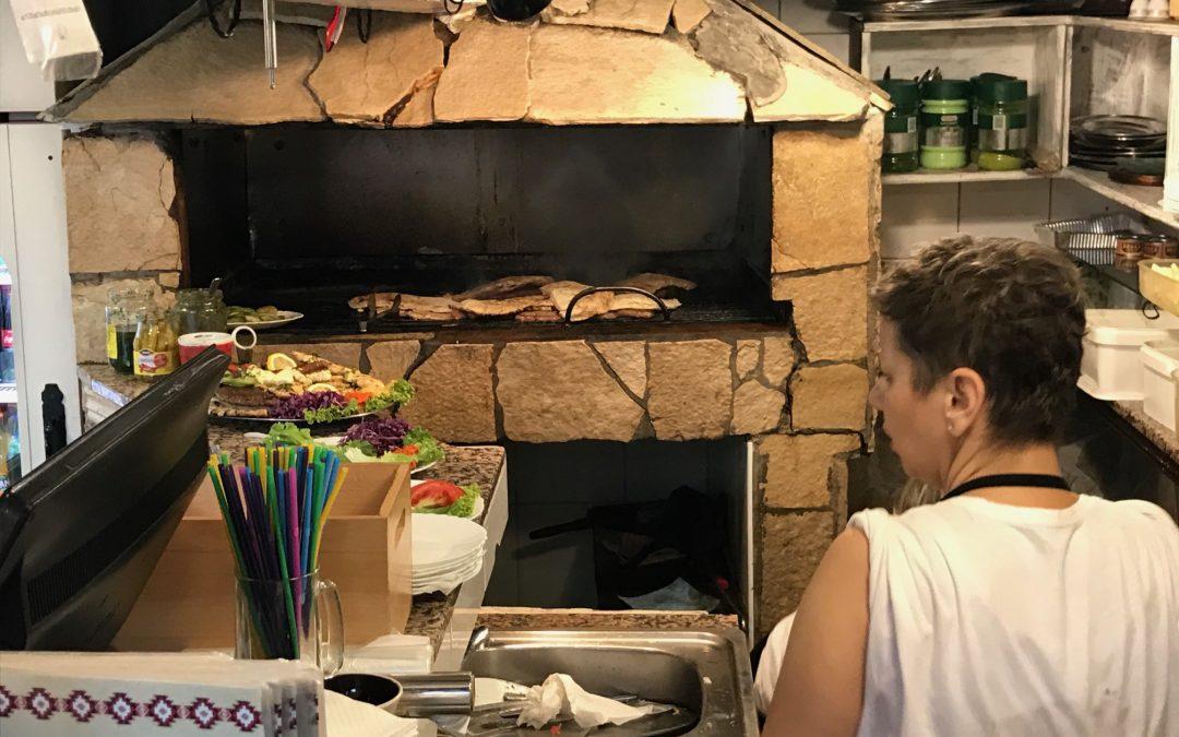 Mangiare a Mostar, da Tima Irma si griglia!!!