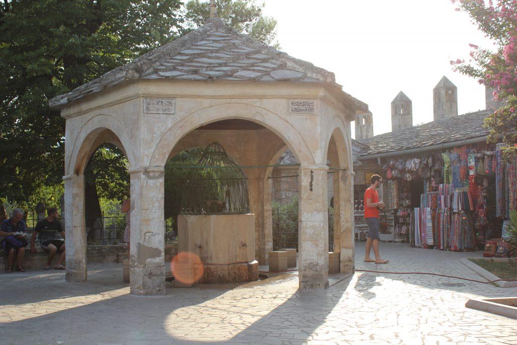 Fontana della moschea di Koski Mehmed-Pasha
