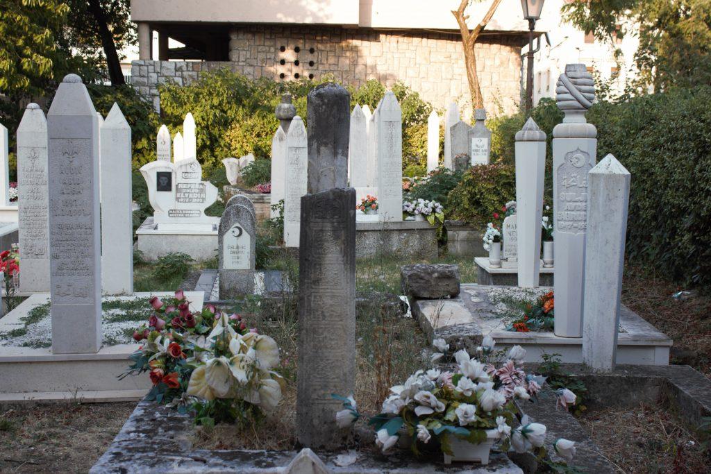 Cimiteri a Mostar