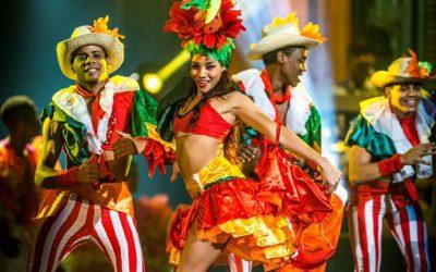 Circuba a Roma, il circo caraibico senza animali