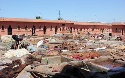 Le concerie di Marrakech – Foto