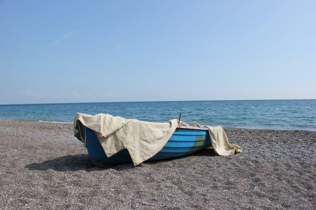 Barca in Costiera Amalfitana
