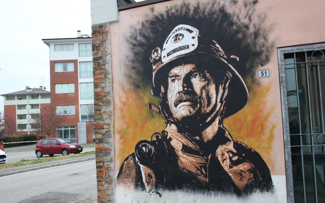 Street art a Ravenna, una bella scoperta