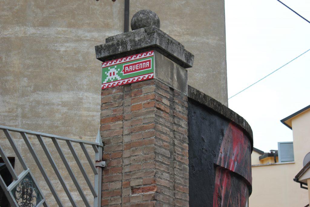 Invader a Ravenna
