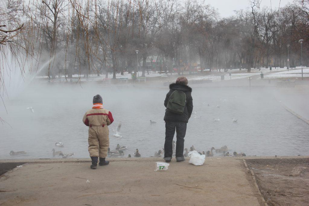 Divertimento con le acque termali di Budapest